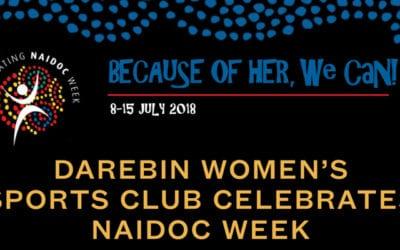 Darebin Falcons Celebrate NAIDOC Week