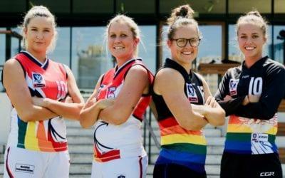 2019 Pride Cup: Darebin Falcons v Melbourne Uni