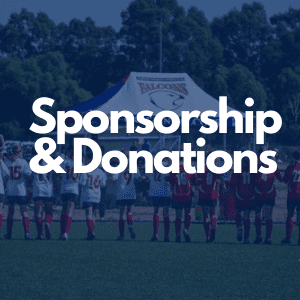 Sponsorship and Donations
